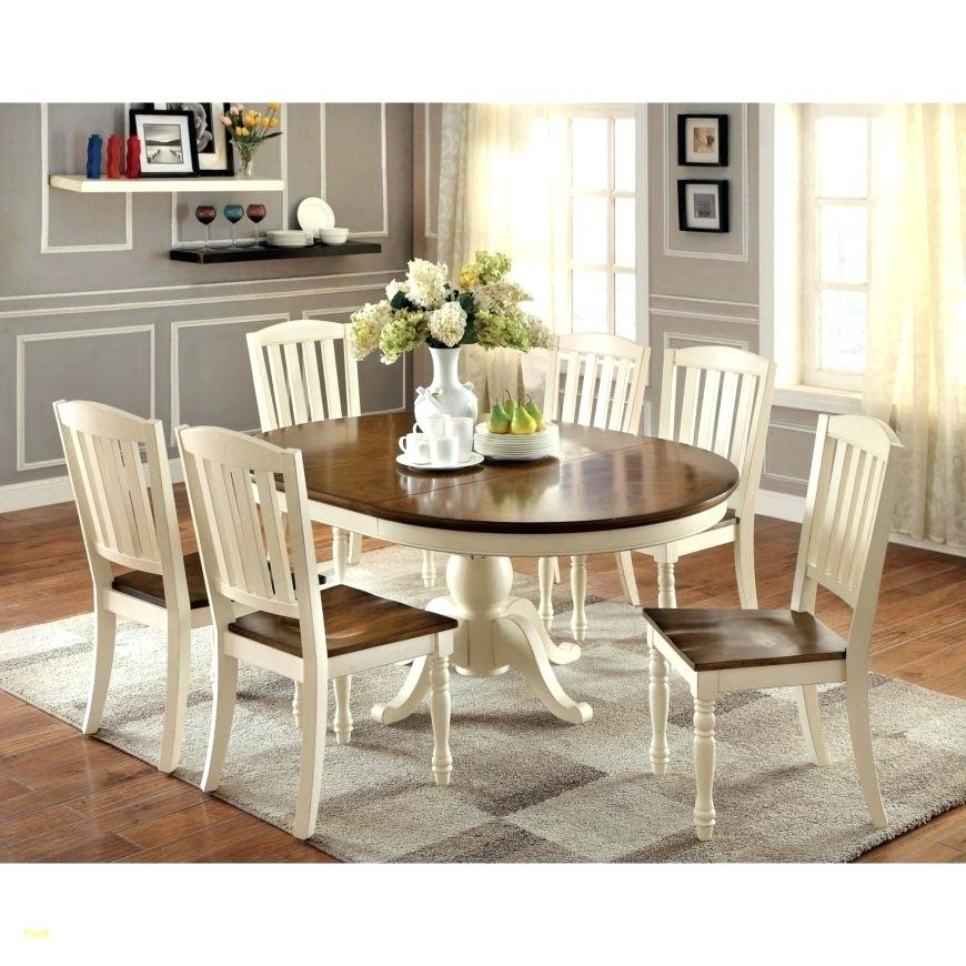White Table And Chairs – Foid throughout Bale Rustic Grey Dining Tables