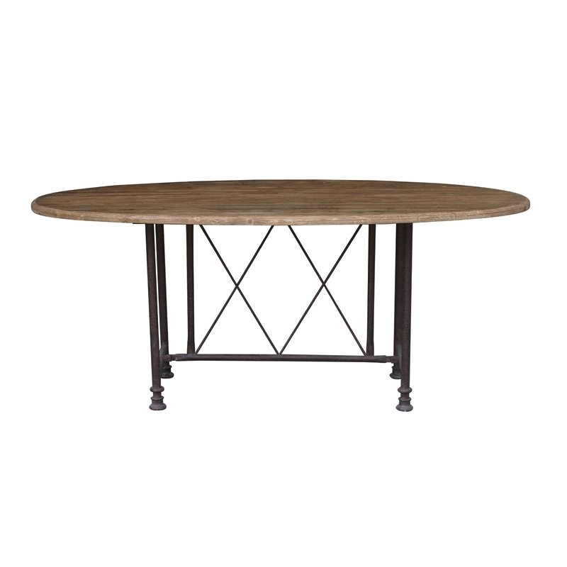 White X White Milton Dining Table | Wayfair Pertaining To Milton Dining Tables (Image 25 of 25)