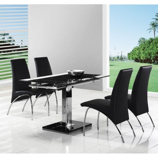 Why Choose A Modern Corner Dining Table Ideasfif Blog Inside Small Extending Dining Tables And 4 Chairs (Image 25 of 25)