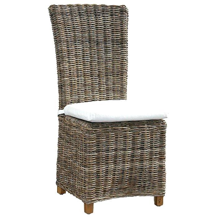 Wicker Dining Chairs Ebay – Cabinet Door Hinges Winx (View 18 of 25)