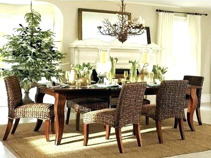 Wicker Dining Table And Chairs Room Set Rattan Sets Round With In Rattan Dining Tables And Chairs (Image 24 of 25)