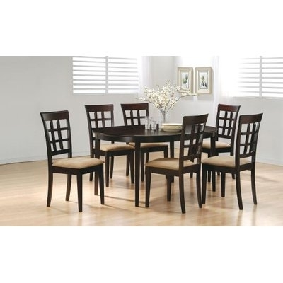 Wildon Home ® Crawford Dining Table & Reviews | Wayfair Inside Crawford Rectangle Dining Tables (Image 25 of 25)