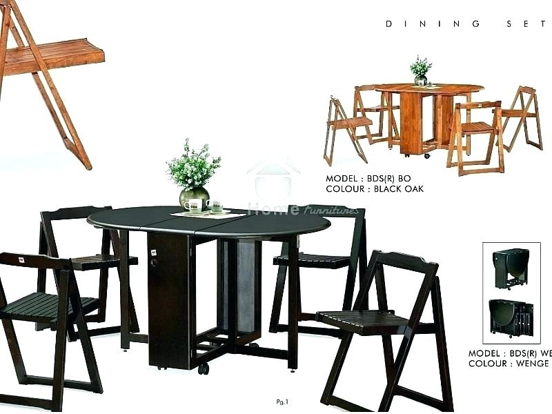 Wood Folding Dining Chairs Wood Dining Room Chairs Classic For Black Folding Dining Tables And Chairs (View 7 of 25)