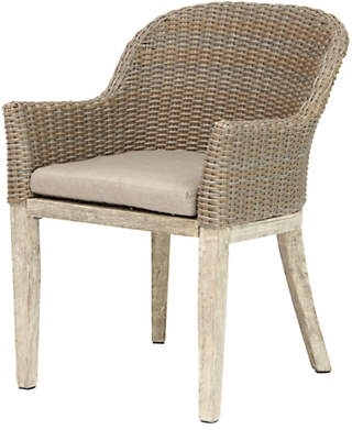 Wooded Garden Chairs – Shopstyle Uk With Cora 7 Piece Dining Sets (Image 25 of 25)