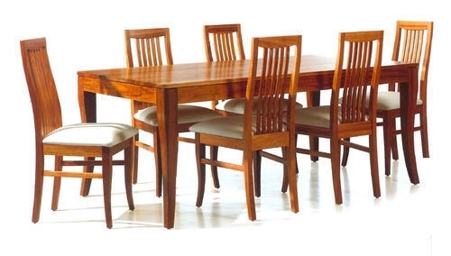 Wooden Dining Table Set At Rs 15000 /piece(S)   Wooden Dining Table Intended For Wooden Dining Sets (Image 23 of 25)