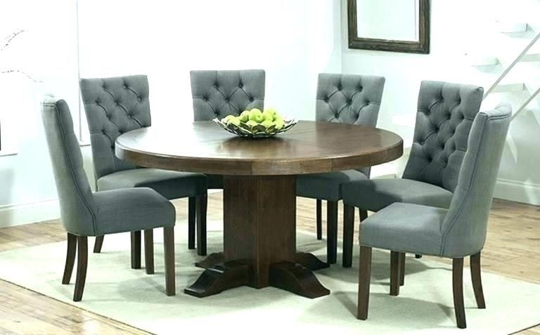 Wooden Glass Top Dining Table Glass Top Wooden Dining Table Wooden With Regard To Round Glass Dining Tables With Oak Legs (View 20 of 25)