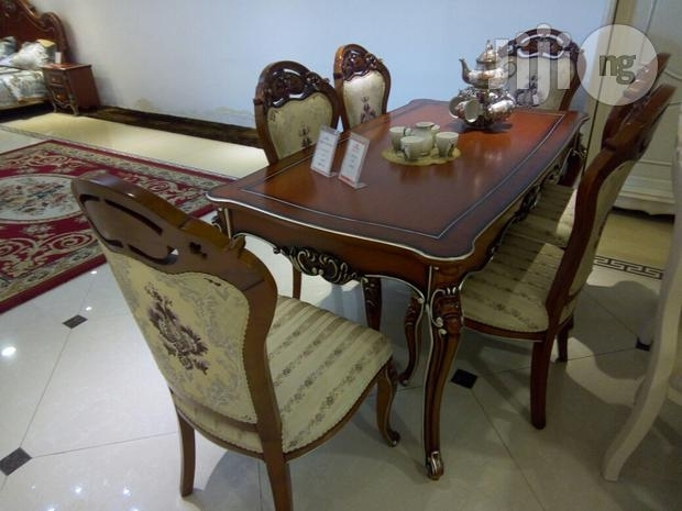 Wooden Royal Dining Table (Image 25 of 25)
