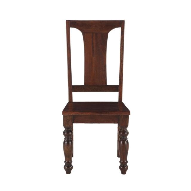 World Interiors Furniture Zwcrdcw1 Carmela Reclaimed Neem Wood Regarding Ebay Dining Chairs (View 25 of 25)