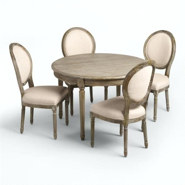 World Market Chairs Dining Remarkable Dining Room Table Chairs Pertaining To Market Dining Tables (View 24 of 25)