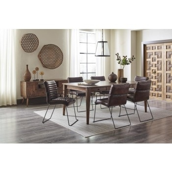 Wyatt Dining Chair | 1781Wyatt | Side Chairs | Plourde Furniture Company Throughout Wyatt Dining Tables (View 22 of 25)