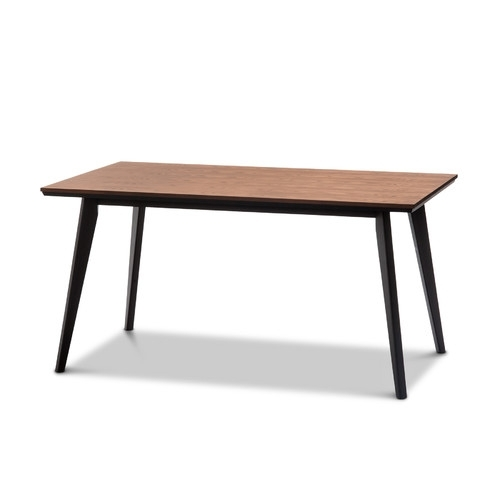 Wyatt Dining Table | Temple & Webster Intended For Wyatt Dining Tables (View 7 of 25)