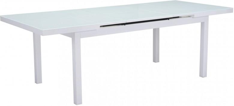Zuo Modern Mayakoba White Extendable Dining Table – Mayakoba In White Extendable Dining Tables (View 20 of 25)