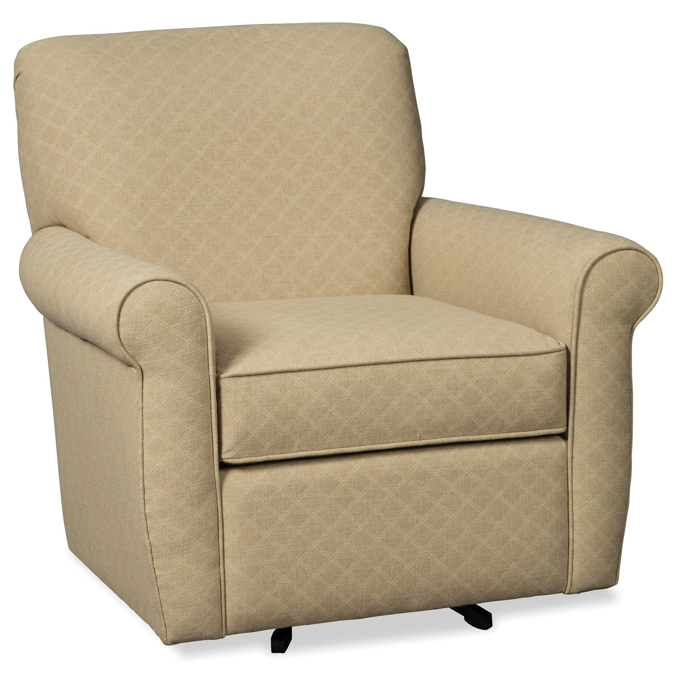 075610-075710 Casual Swivel Chair | Stoney Creek Furniture throughout Amari Swivel Accent Chairs
