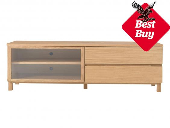 10 Best Tv Stands within Best and Newest Preston 66 Inch Tv Stands