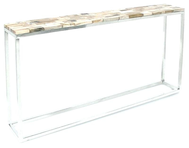 10 Deep Console Table Console Tables Amusing Inch Deep Table Full throughout Well-known Echelon Console Tables