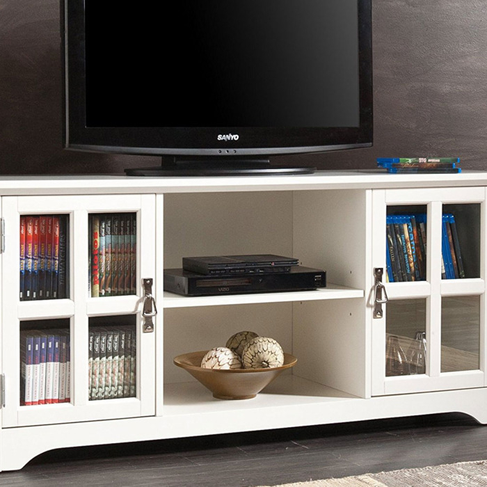 12 Best Tv Consoles 2018 Throughout Most Current Laurent 60 Inch Tv Stands (View 23 of 25)