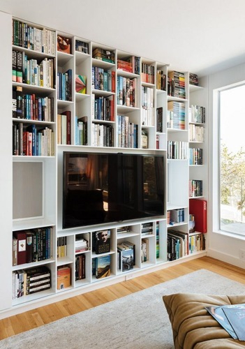 19 Amazing Diy Tv Stand Ideas You Can Build Right Now Inside Well Known Tv Stands And Bookshelf (Photo 6827 of 7746)