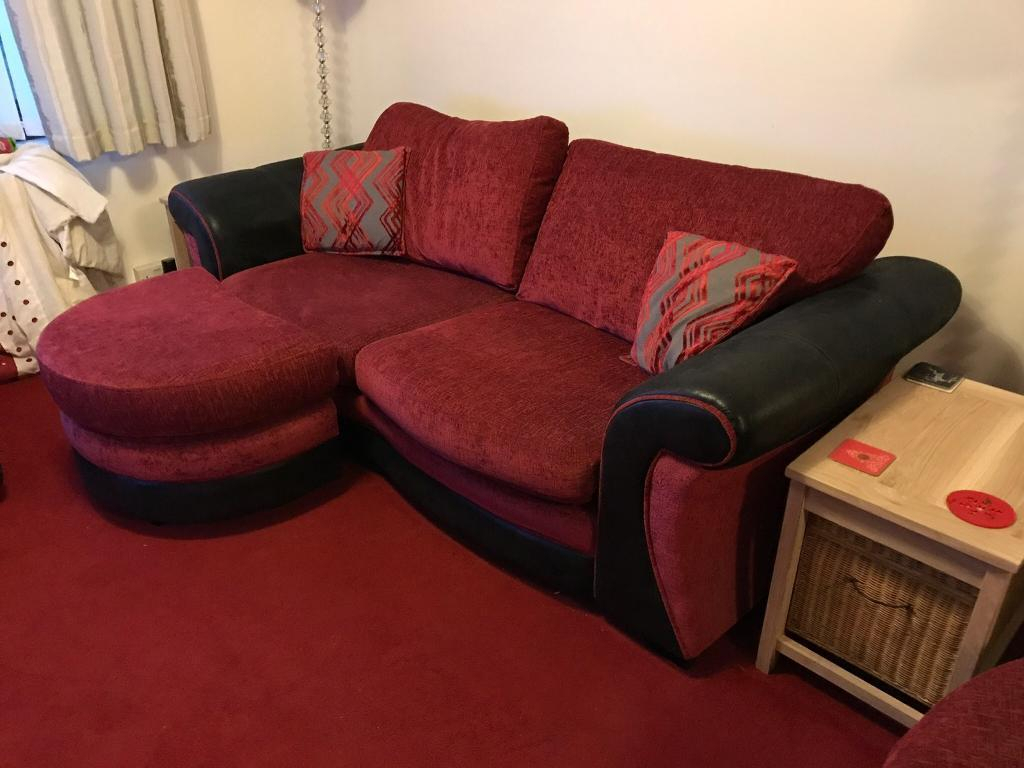 2 Seater Sofa With Swivel Cuddle Chair And Curved Foot Stool And within Gibson Swivel Cuddler Chairs