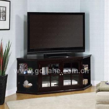 2014 Glass Door Corner Tv Stand Cabinet,mobile Corner Tv Cabinet For Recent Corner Tv Cabinets With Glass Doors (Image 1 of 25)