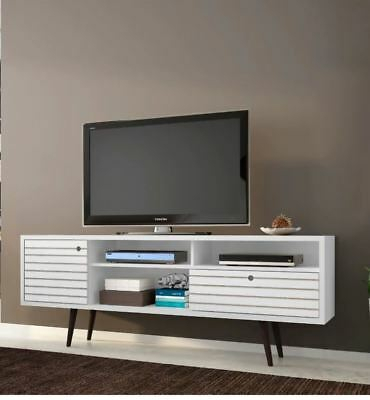 2017 Century White 60 Inch Tv Stands Inside Modway Envision Mid Century Modern 44 Inch Tv Stand – $ (Image 1 of 25)