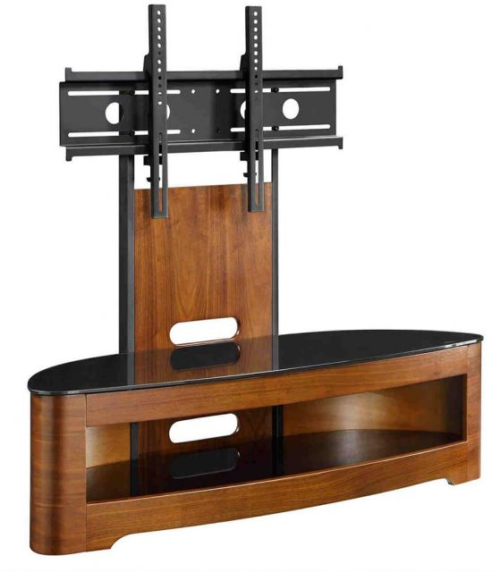 2017 Cheap Cantilever Tv Stands with regard to Skidmores Collection Jual Oak Cantilever Tv Stand - Tv & Media Units