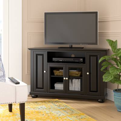 """2017 Edwin Grey 64 Inch Tv Stands intended for Legrand 56"""" Tv Stand For Tvs Up To 55"""" & Reviews"""