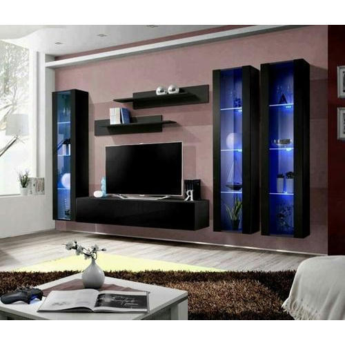 2017 Led Tv Cabinets Pertaining To Wooden Designer Led Tv Cabinet, लकड़ी के टीवी की (View 3 of 25)