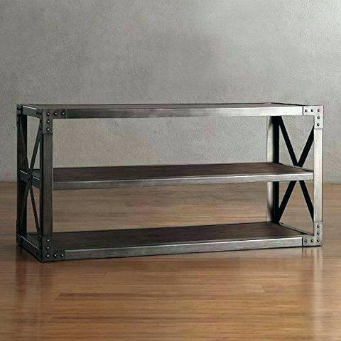 2017 Reclaimed Wood and Metal Tv Stands with regard to Wood And Metal Tv Stand Metal Stands Black Metal Stand Metal Stand