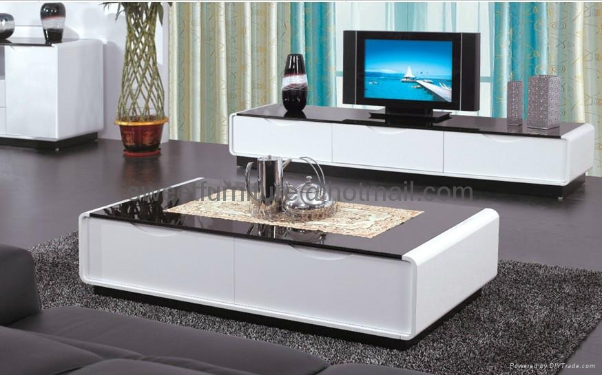 2017 Tv Stand Coffee Table Sets Inside Sell Modern Livingroom Furniture Set Tv Stand Coffee Table I – China – (Photo 7079 of 7746)