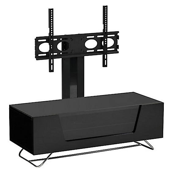 2018 Alphason Tv Cabinet In Chromium 1000 Tv Stand & Bracketalphason (View 23 of 25)