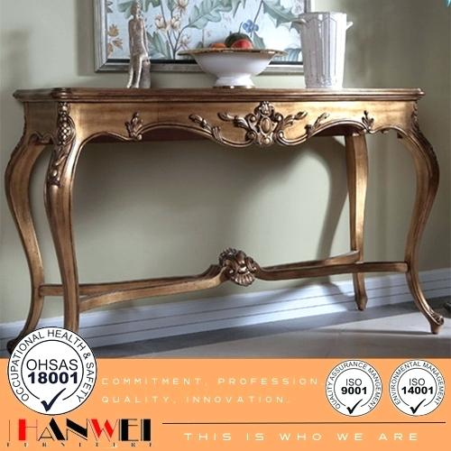 2018 Balboa Carved Console Tables Pertaining To Carved Console Table Xv Carved Console Table Indian Carved Console (Image 1 of 25)