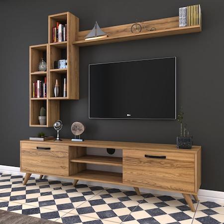 2018 Ducar 74 Inch Tv Stands Within Tv Ünitesi & Tv Sehpası – Tv Üniteleri – N11 – 4/ (Image 4 of 25)