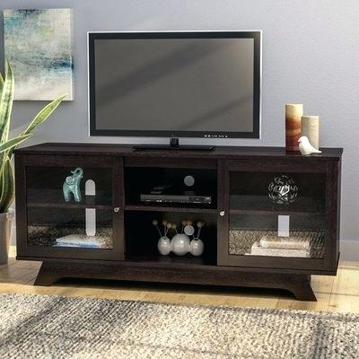 2018 Sinclair Grey 54 Inch Tv Stands inside 54 Tv Stand – Monicaramos
