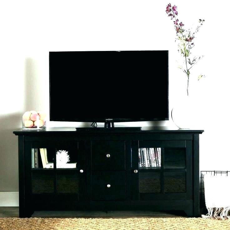 2018 Techlink Bench Corner Tv Stands Throughout Black Tv Stand With Glass Doors – Sazproject.co (Photo 6968 of 7746)