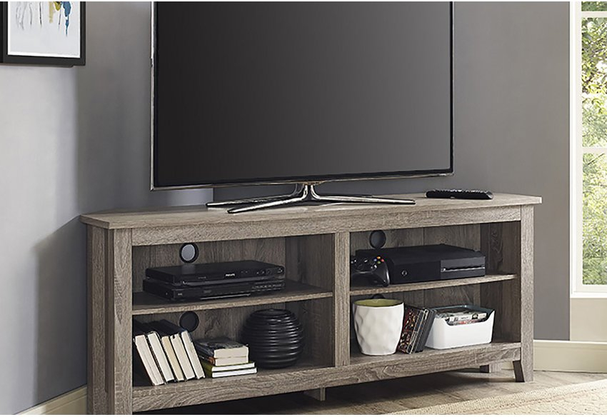 2018 Wyatt 68 Inch Tv Stands with Tv Stands & Entertainment Centers