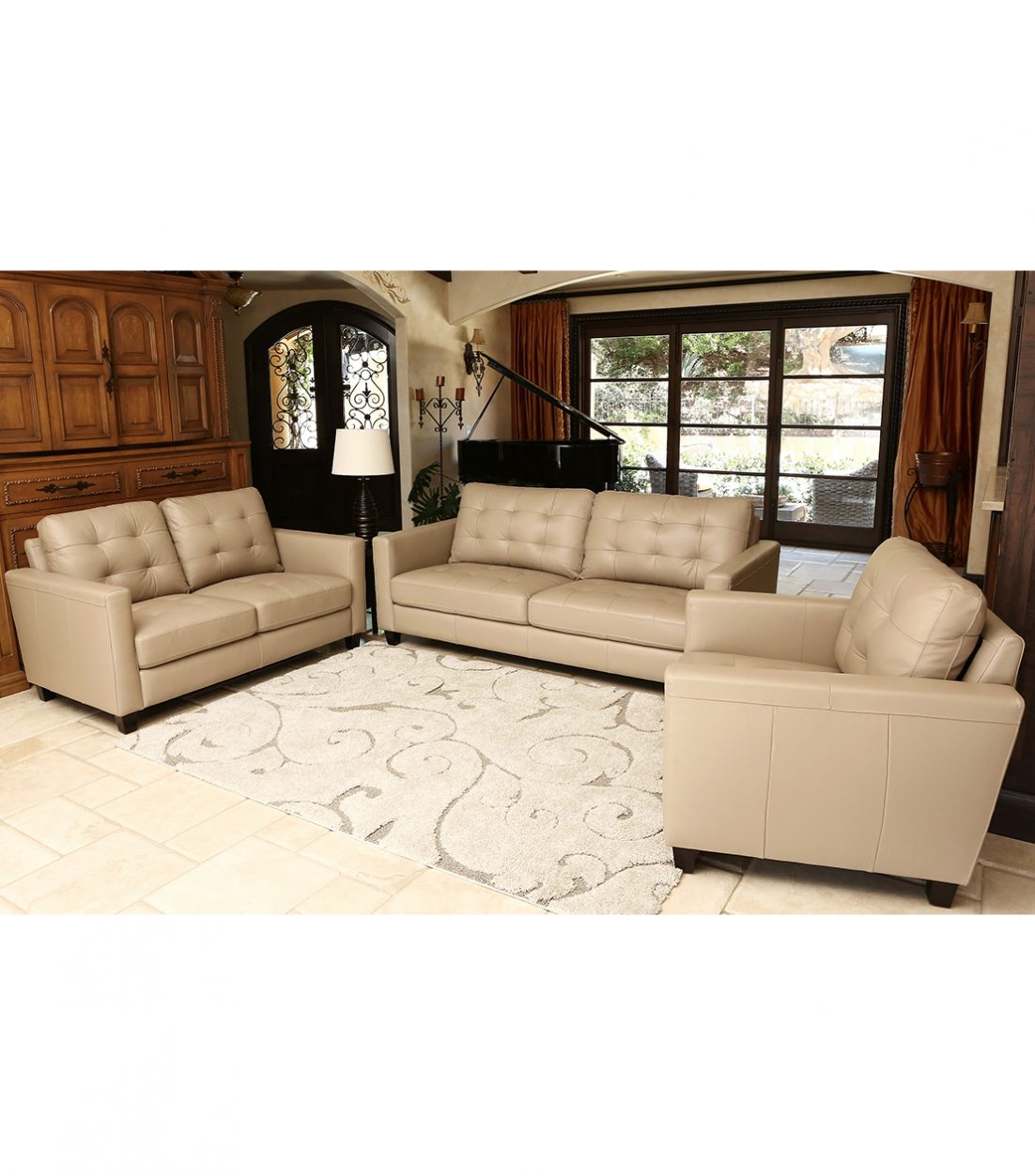 3 Piece Living Room Set Casta Products Pinterest Sofa And Small With Mcdade Ash Sofa Chairs (View 8 of 25)