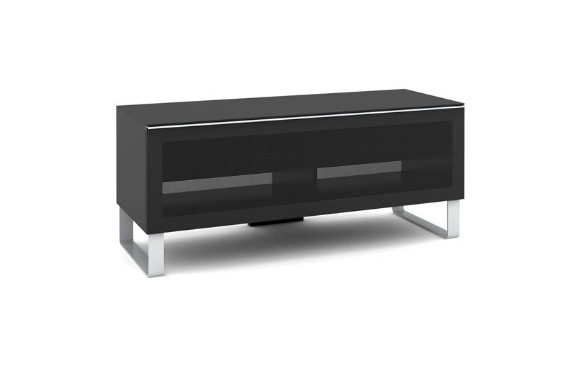 4 Impressive Pros Of A Glass Doors Black Corner Tv Cabinet Pertaining To Recent Corner Tv Cabinets With Glass Doors (Photo 13 of 25)