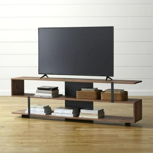 50 Incredible Diy Tv Stand Ideas For Your Weekend Project Throughout Preferred Slim Tv Stands (Image 2 of 25)