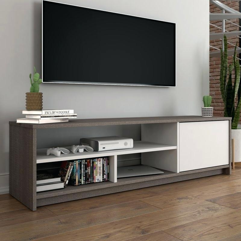 54 Tv Stand – Monicaramos throughout Recent Sinclair Grey 54 Inch Tv Stands