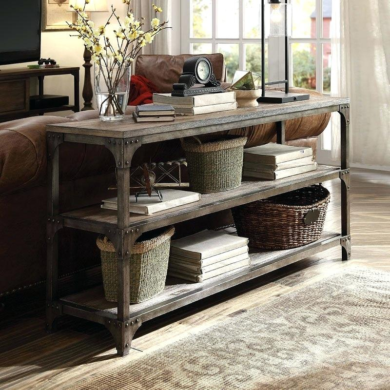 60 Console Table Console Table Inch Console Table 60 Cm Console inside Well-liked Silviano 60 Inch Iron Console Tables