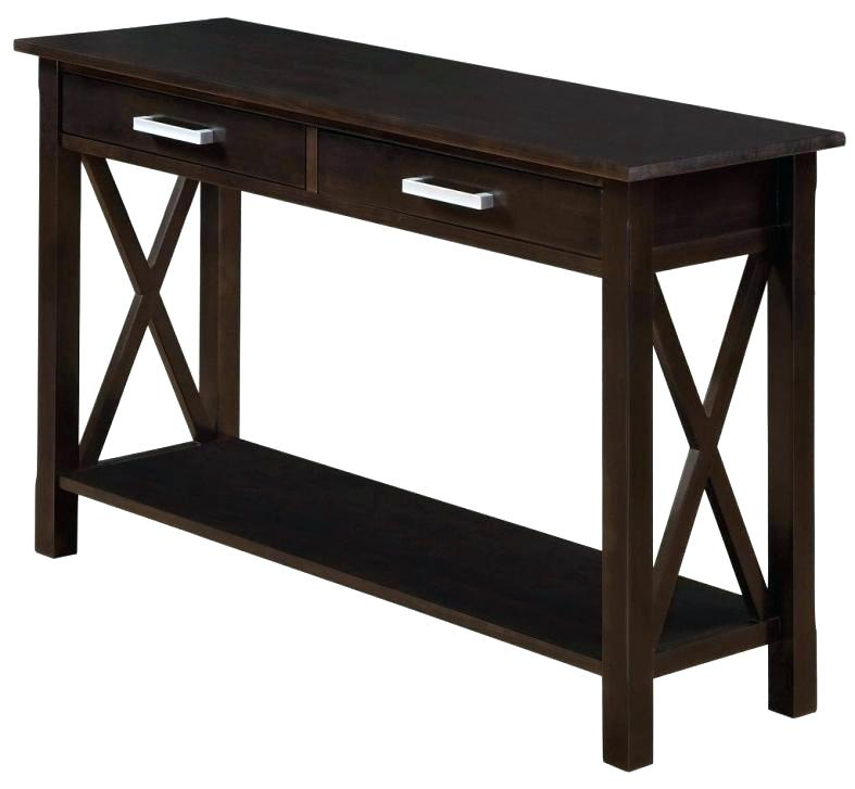 60 Inch Console Table Cast Iron Inch Console Table W Stone 3 Pertaining To Most Popular Silviano 60 Inch Iron Console Tables (Photo 3 of 25)