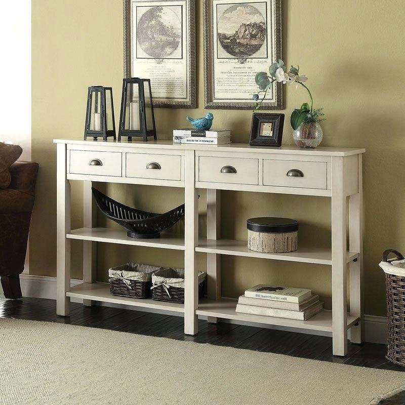 60 Inch Console Table – Hepsy Pertaining To Best And Newest Silviano 60 Inch Iron Console Tables (Photo 18 of 25)