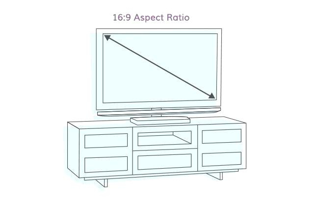64 Inch Tv Stand Inch Stand Minimalist How To Measure For A Stand Inside Well Known Sinclair Grey 64 Inch Tv Stands (Photo 9 of 25)