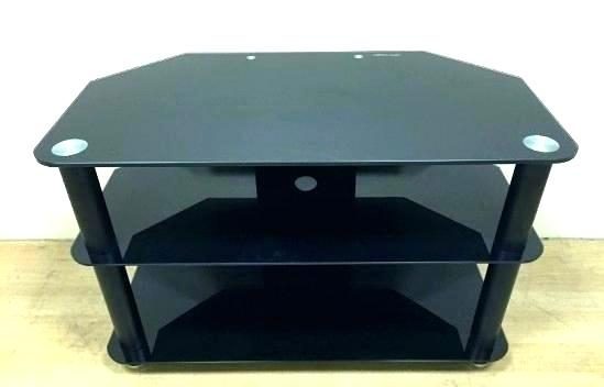 65 Inch Tv Mount Stand With Target Wall Contemporary Round Black Regarding Latest 65 Inch Tv Stands With Integrated Mount (Photo 6940 of 7746)