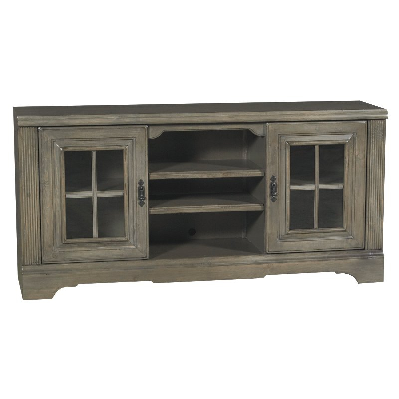66 Inch Modern Contemporary Gray Tv Stand - Newport
