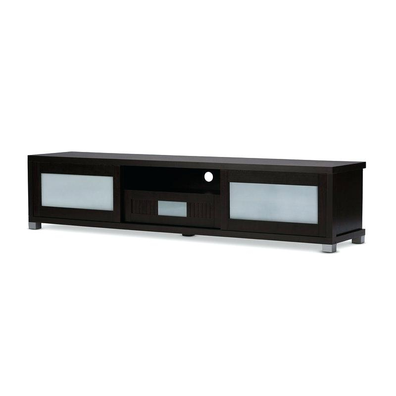 70 Inch Black Tv Stand 100 Inch 100 Inch Cogoo Annabelle Black 70 with regard to Newest Annabelle Black 70 Inch Tv Stands