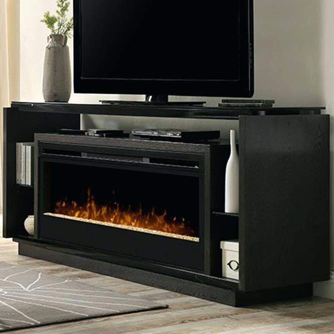 74 Tv Stand Inch Electric Fireplace Media Console For Awesome Gas inside Preferred Sinclair White 74 Inch Tv Stands