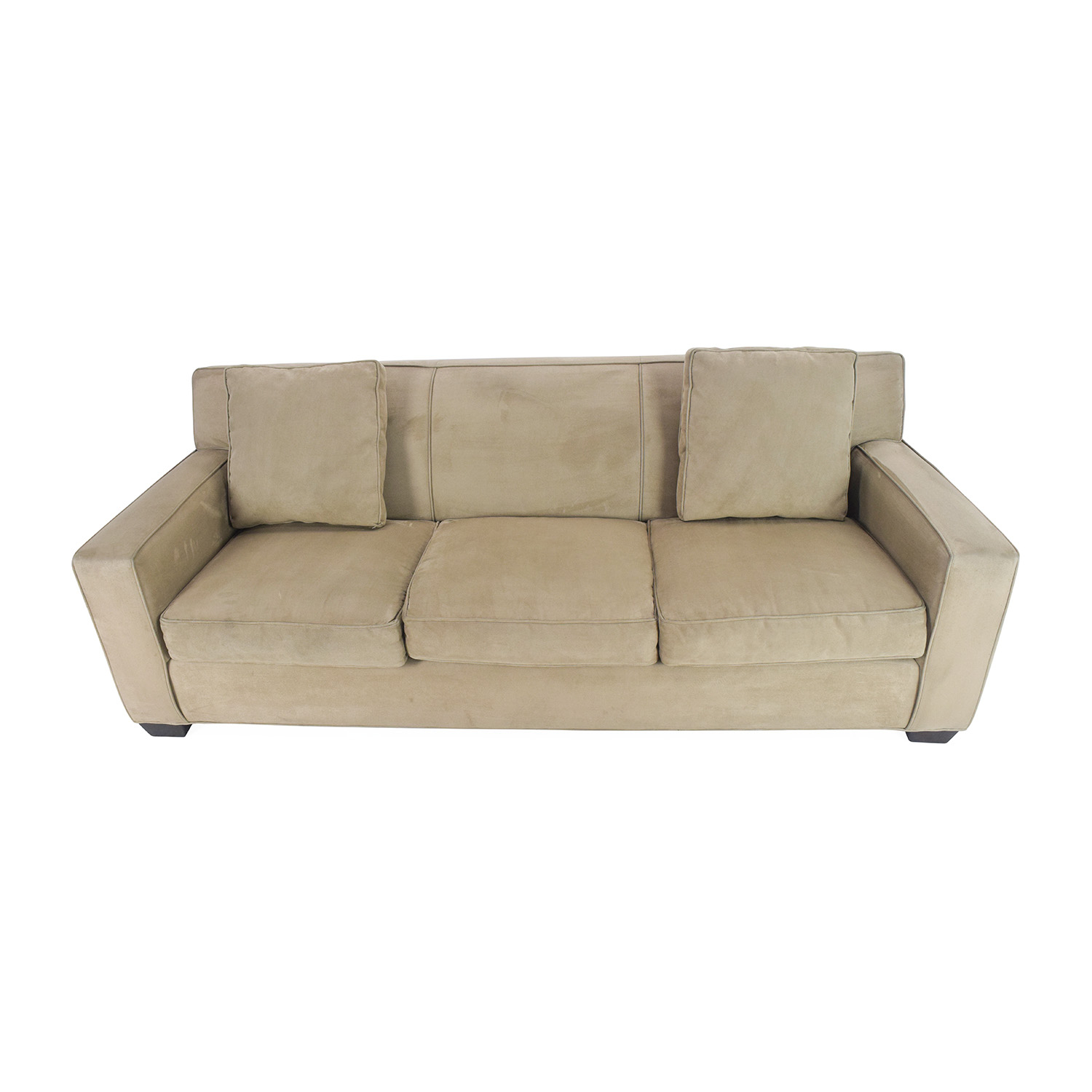 78% Off – Crate And Barrel Crate And Barrel Cameron Sofa / Sofas Within Cameron Sofa Chairs (Image 2 of 25)