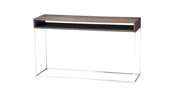 8 Inch Deep Console Table 9 Black Color Kitchen Extraordinary Inches With Popular Echelon Console Tables (Image 4 of 25)