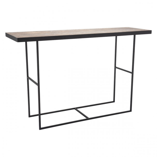 Featured Image of Scattered Geo Console Tables